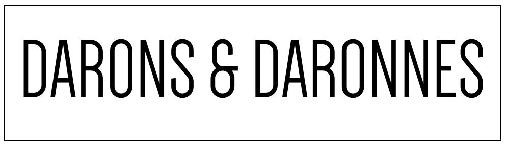 Darons & Daronnes